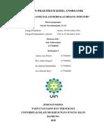 Kimia Anorganik Berbagai Bidang Industri