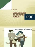 Modelo dinamico del comportamiento familiar