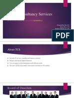 TCS Annual Report 2018-19