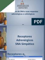 Tabela de Recepetores by Filipe Costa
