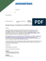 Musterbrief Vorlage – Geschäftsbrief Nach DIN 5008 Form B Bezugszeichenzeile