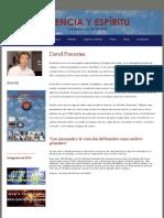 David Parcerisa Los Annunaki y La Creación Del Hombre