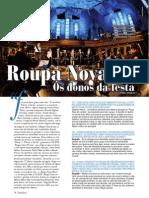 Reportagem Roupa Nova - Revista ZZZ