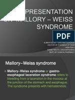Mallory weiss tear.pptx