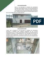 Formato de Esquela de Notificación Centro Conciliación