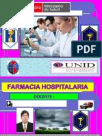 FARMACIA HOSPITALARIA III UNID.ppt