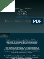 ICARO Presentación Institucional 1.1
