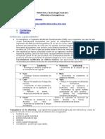 Nutrición y Toxicología Humana