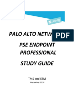 pse endpoint study guide