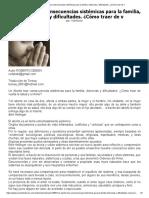 Un Aborto trae consecuencias sistémicas para la familia, dolencias y dificultades. ¿Cómo traer de v.pdf