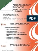 2. Tesis Universitaria (PARTE II)