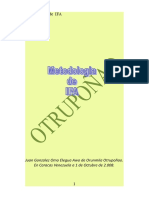 metodologia de ifa