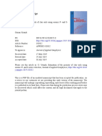 Journal of Applied Geophysics Volume Issue 2019 [Doi 10.1016_j.jappgeo.2019.103832] Uyanik, Osman -- Estimation of the Porosity of Clay Soils Using Seismic P- And S-wave Velocities (1)