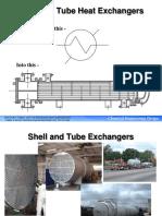 CH3080 Heat Exchangers