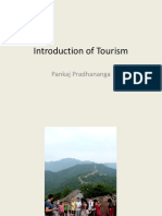 Introduction of Tourism (1)