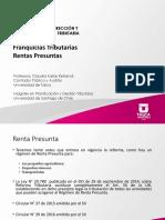 Rentas Presuntas (1)