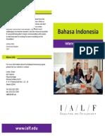 LR newfee Bahasa Indonesia intensive 2019