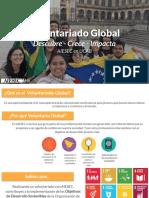 Booklet - Global Volunteer _ AIESEC en UCAB (1)