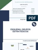 Caso - Gillette (Grupo No. 10)