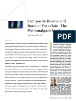 Composite Resins and la nueva era  postamalgama  PASCAL MAGNE.pdf