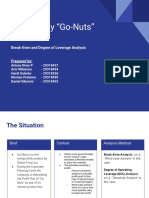 Go-Nuts Case Study