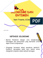 Bab 2 -Silogisme & Entimen