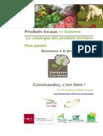 Catalogue Des Produits Fermiers2