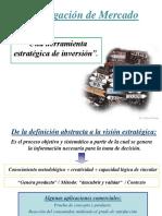 Taller investigación de mercado lic. Flavio Porini