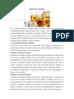 Qué Es El Whisky
