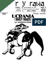 Revista Amor y Rabia Nr.23 (07.09.1996)