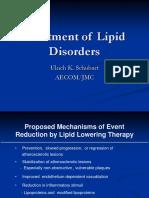 Treatment of Lipid Disorders-schubart