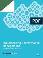 SuccessFactors - Performance Management Implementation Handbook.pdf