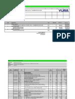 Presupuesto Contractual Con Codigos SAP