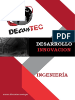 Brochure Decontec SAC