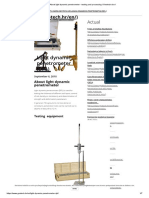 About light dynamic penetrometer - testing and processing I Geotech doo I.pdf