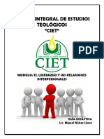 Guía Didáctica-EL Liderazgo y Sus Relaciones Interpersonales 2019