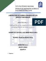 Practica 3 - Sulfatación de Dodecanol