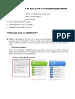 Handouts Online Platforms