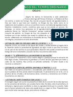 XXVIII Domingo del Tiempo Ordinario - Ciclo C.pdf
