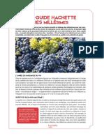 Guide Hachette Millesime Web