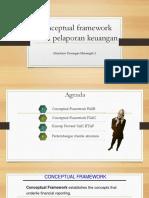 Conceptual Framework Dalam Pelaporan Keuangan