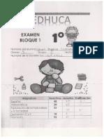 Evaluación - Examen