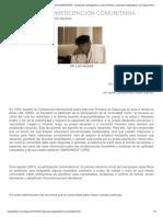 NIVELES de LA PARTICIPACIÓN COMUNITARIA - Unidad de Investigación en Salud Pública y Gerencia Hospitalaria _Luis Valera Pirela_ Venezuela