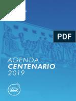 Agenda UdeC 2019
