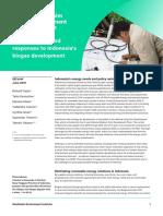 Indonesia Biogas Development