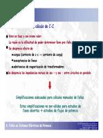 2. Cortocircuito Asimetrico y Fases Abiertas