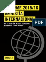 Documento Amnistia Internaciona