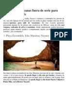 10 PLAYAS MEXICANAS PARA OLVIDARTE DEL ESTRÉS.docx