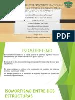 Isomorfismo, Homomorfismo y Caja Negra