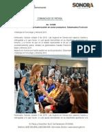 03-10-19 Mujeres en Sonora son fuerte bastión en sector productivo